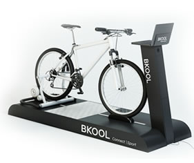 Bkool. PLV demostrador