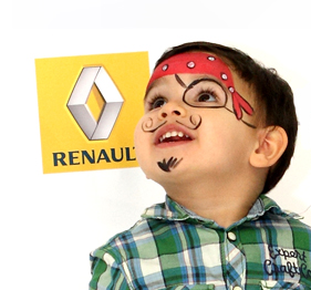Renault. Family Fun Day